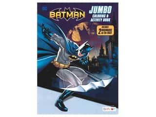 Bendon Jumbo Coloring & Activity Book Batman