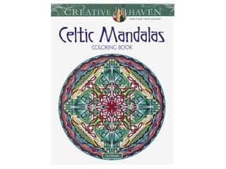 Dover Publications Creative Haven Celtic Mandalas Coloring Book