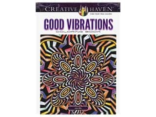 Dover Publications Creative Haven Good Vibrations Coloring Book