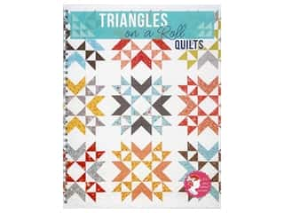 It's Sew Emma Triangles On A Roll Book