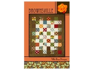 books & patterns: Villa Rosa Designs Brownsville Pattern