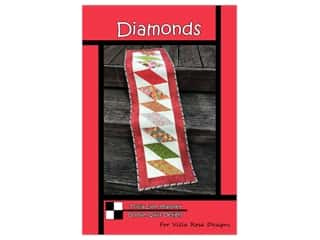 Villa Rosa Designs Orphan Quilt Diamonds Pattern