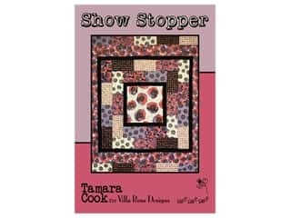books & patterns: Villa Rosa Designs Tamara Cook Show Stopper Pattern