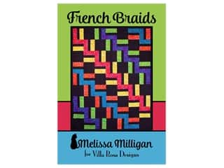 Villa Rosa Designs Melissa Milligan French Braids Pattern