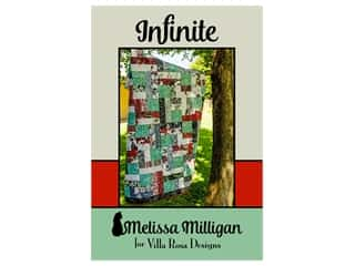 books & patterns: Villa Rosa Designs Melissa Milligan Infinite Pattern