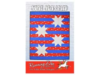 books & patterns: Villa Rosa Designs Running Doe Star Spangled Pattern