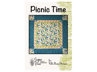 books & patterns: Villa Rosa Designs Sugar Pine Picnic Time Pattern