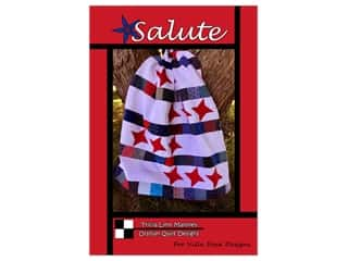 books & patterns: Villa Rosa Designs Orphan Quilt Salute Pattern