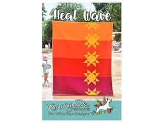 books & patterns: Villa Rosa Designs Running Doe Heat Wave Pattern