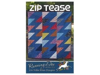 Villa Rosa Designs Running Doe Zip Tease Pattern