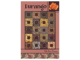 books & patterns: Villa Rosa Designs Durango Pattern