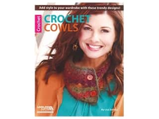 Leisure Arts Crochet Cowls Book