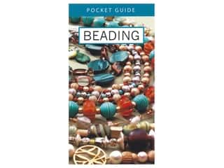 books & patterns: Leisure Arts Beading Pocket Guide Book