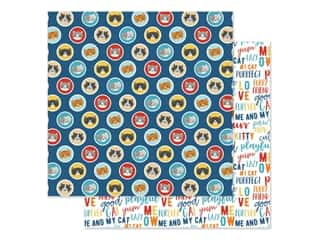 Echo Park Collection I Love My Cat Paper 12 in. x 12 in. Kittens (25 pieces)