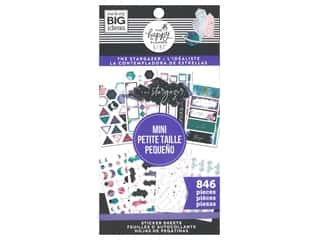 Me&My Big Ideas Happy Planner Sticker Mini Value Pack Stargazer