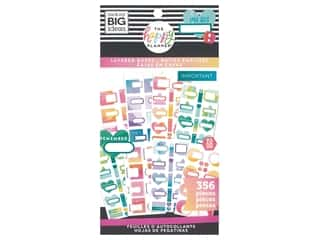 Me&My Big Ideas Happy Planner Sticker Classic Value Pack Layered Boxes