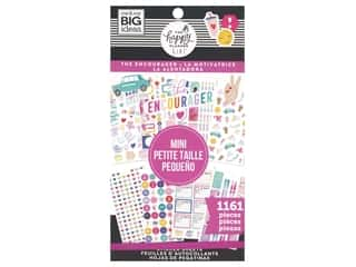 Me&My Big Ideas Happy Planner Sticker Mini Value Pack Encourager