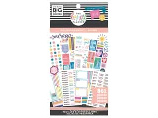 Me&My Big Ideas Happy Planner Sticker Value Pack Encouragement