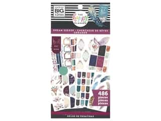 Me&My Big Ideas Happy Planner Sticker Classic Value Pack Dream Seeker