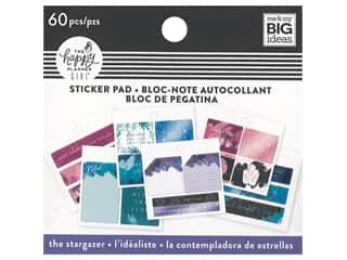 Me&My Big Ideas Happy Planner Sticker Pad Tiny Stargazer