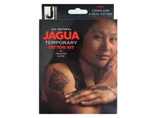projects & kits: Jacquard Body Art Kit Jagua Tattoo