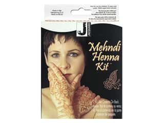 craft & hobbies: Jacquard Body Art Kit Mehndi Henna