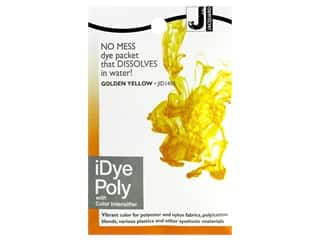 Jacquard iDye Poly Golden Yellow