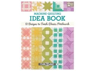 books & patterns: That Patchwork Place Machine Quilting Idea Book