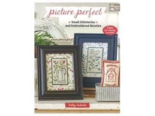 decorative bird': That Patchwork Place Picture Perfect Book