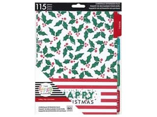 Me&My Big Ideas Happy Planner Planner Classic Christmas Extension Pack
