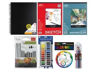 Art Advantage Art Set Watercolor Draw & Sketch Value Pack