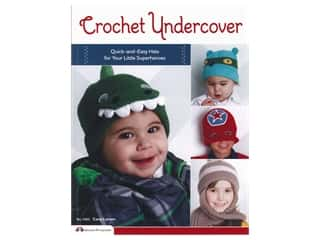 books & patterns: Design Originals Crochet Undercover Book by Cory Larsen