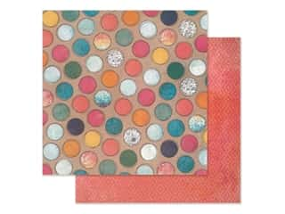 American Crafts Collection Vicki Boutin Wildflower & Honey Paper 12 in. x 12 in. Create A Buzz (25 pieces)