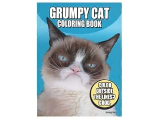 Dover Publications Grumpy Cat Coloring Book