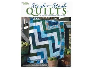 books & patterns: Leisure Arts Slash Your Stash Quilts Book