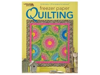 Leisure Arts Freezer Paper Quilting Book
