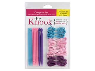 Leisure Arts The Knook Complete Set Value Pack
