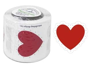 Doodlebug Sweet Things Sticker Roll Sweethearts