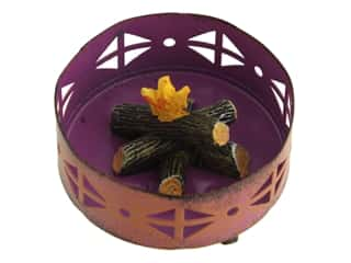 Leisure Arts Fairy Garden Fire Pit