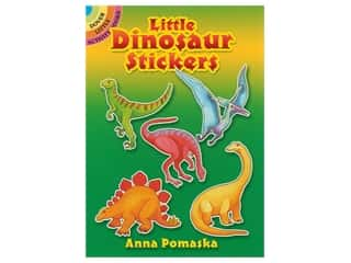 Dover Publications Little Dinosaur Sticker Book