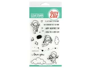 Avery Elle Clear Stamp Cupids