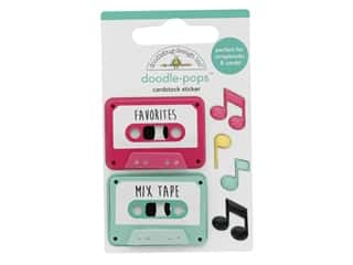 Doodlebug Collection Love Notes Doodle Pop Our Song
