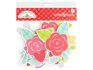 scrapbooking & paper crafts: Doodlebug Collection Love Notes Odds & Ends I Pick You