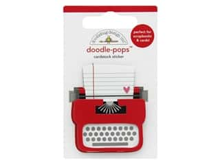 Doodlebug Collection Love Notes Doodle Pop Love Story