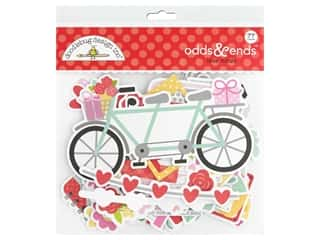 scrapbooking & paper crafts: Doodlebug Collection Love Notes Odds & Ends Love Notes