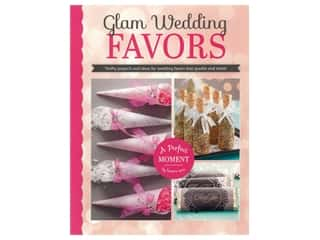 Leisure Arts Glam Wedding Favors Book