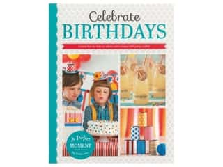 Leisure Arts Celebrate Birthdays Book