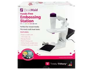 scrapbooking & paper crafts: Totally Tiffany Embossing Station