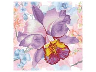 Diamond Dotz Facet Art Kit Intermediate Sparkle Garden Mauve