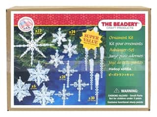 beading & jewelry making supplies: The Beadery Ornament Kit Crystal Collection
